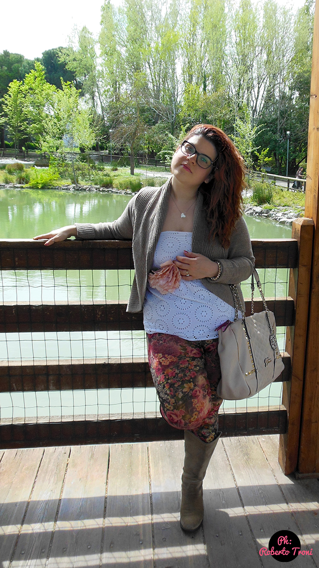 Curvy outfit parco by thecurvysalad