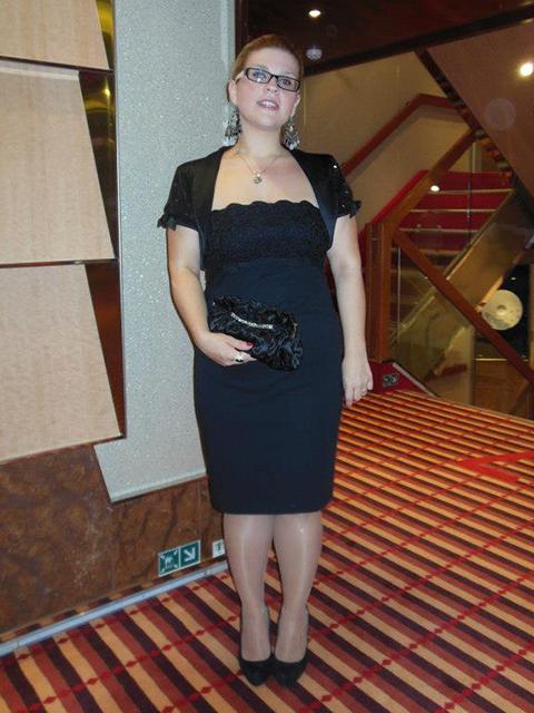 Io nel 2012... bionda :)