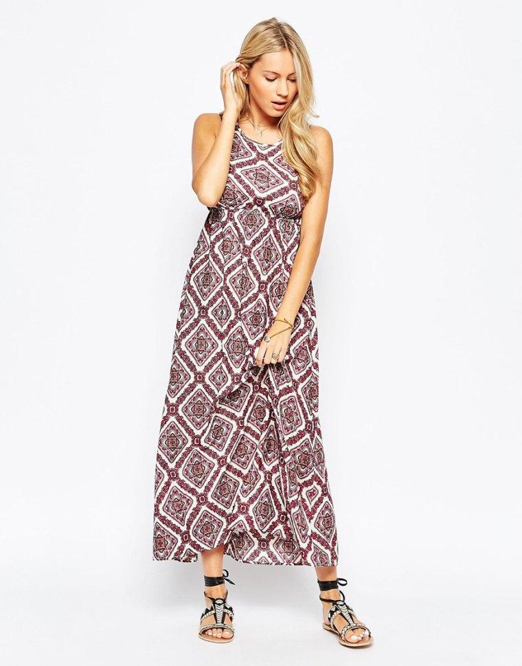 maxi dress, asos, curvy, plus size, long, vestito lungo, abito estivo, diya, maxi dress H&M